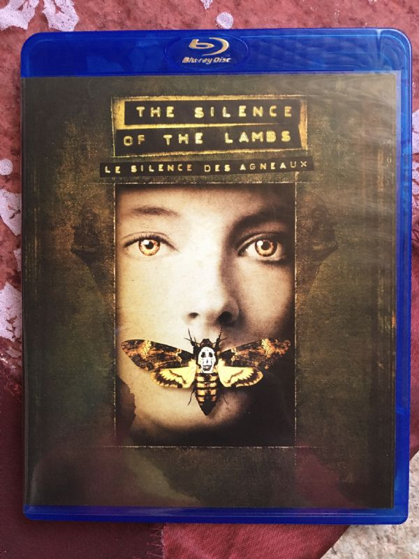 The silence of the lambs - bluray