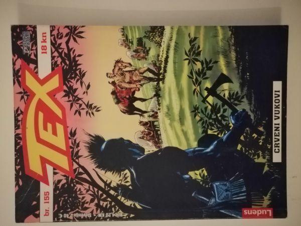 Tex 155 - Crveni vukovi (Ludens)