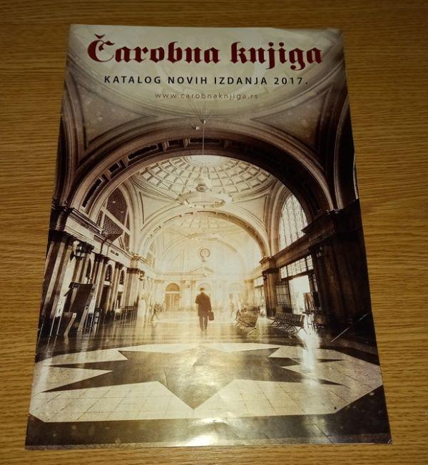 Čarobna knjiga katalog 2017