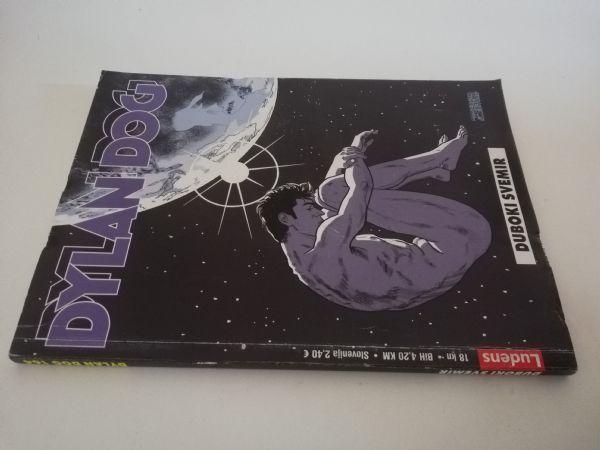 Dylan Dog 164 - Duboki svemir (Ludens)