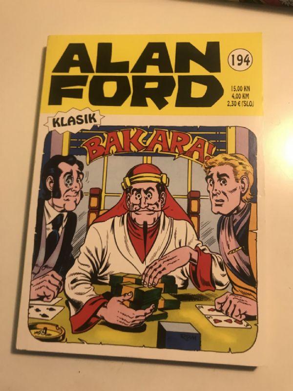 ALAN FORD Klasik # 194