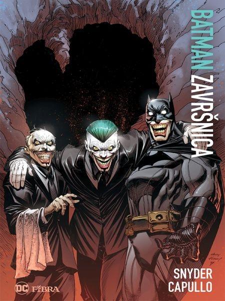 BATMAN - Završnica  (Strip album HC)