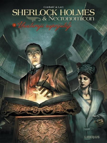 Sherlock Holmes & Necronomicon  - LIBELLUS br. 1