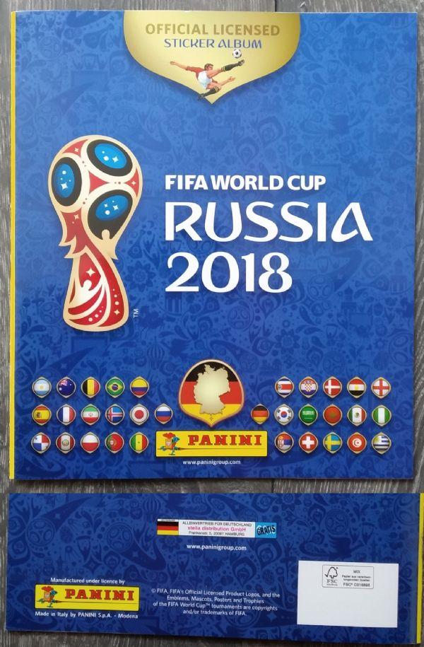 Album russia 2018