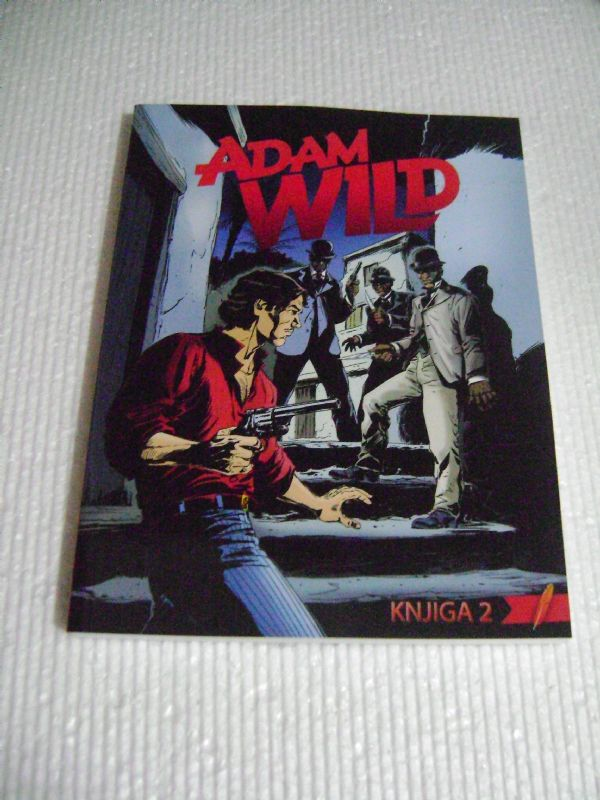 ADAM WILD KNJIGA 2 - PHOENIXPRESS