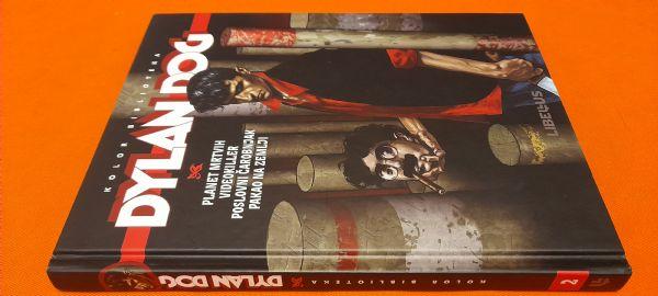 DYLAN DOG-2-LIBELLUS-Kolor biblioteka  (RASPRODANO izdanje)
