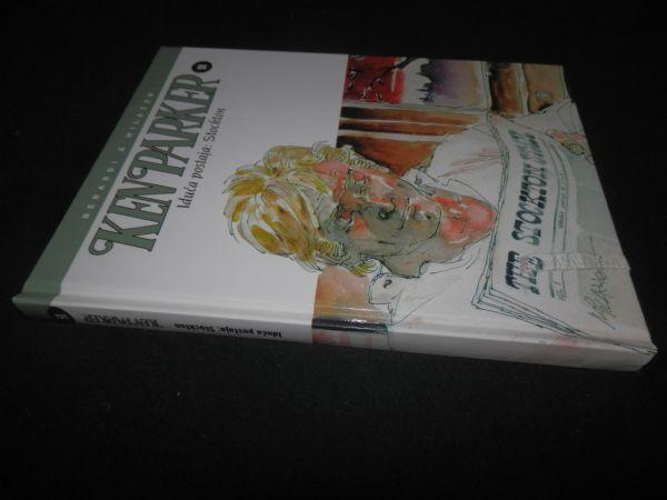 KEN PARKER KNJIGA 51 FIBRA (4) OD 1 KN!!!