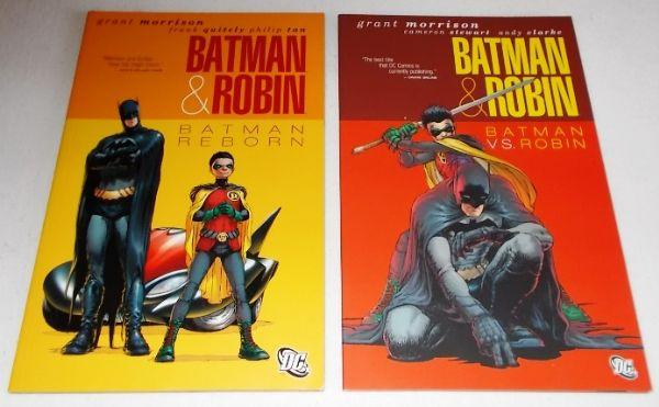 Batman & Robin 1 i 2