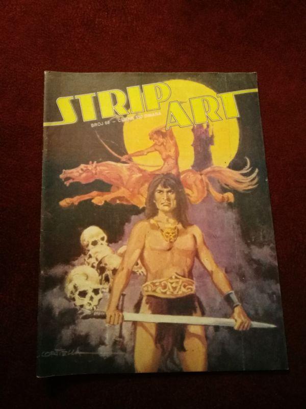 Strip Art br. 68