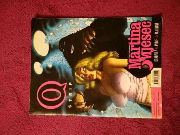 Q strip broj 8/2005 (4+)