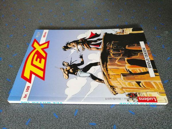 Tex 109 - Divlji izazov (Ludens)