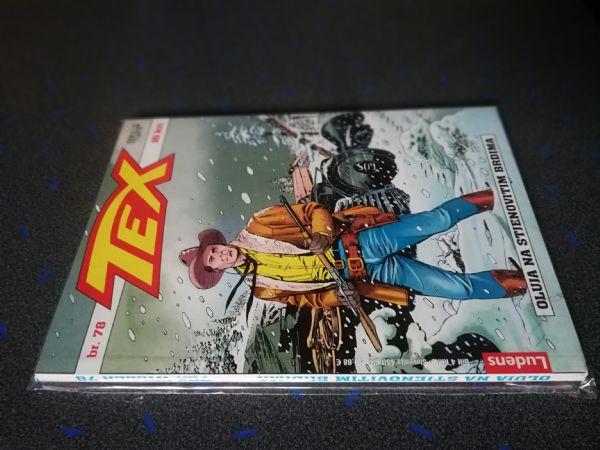 Tex 78 - Oluja na stjenovitim brdima (Ludens)