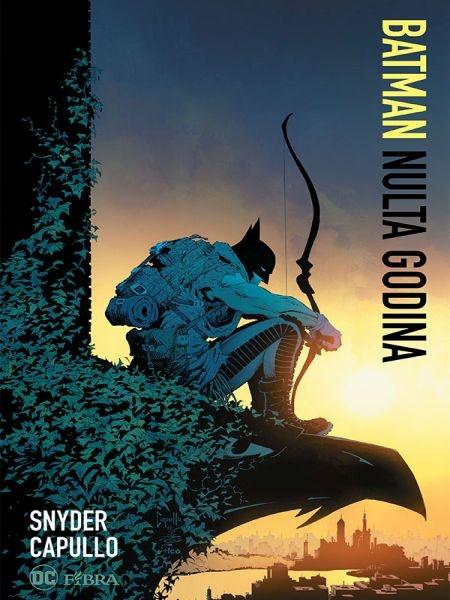 BATMAN - Godina nulta  (Strip album HC)
