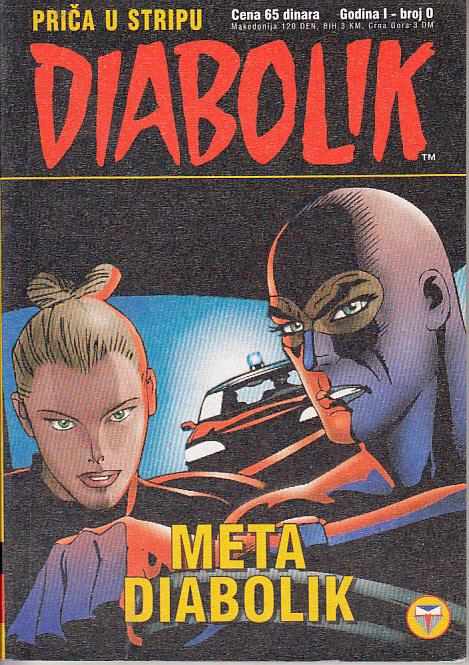 DIABOLIK 0 - META DIABOLIK (MAVERICK)