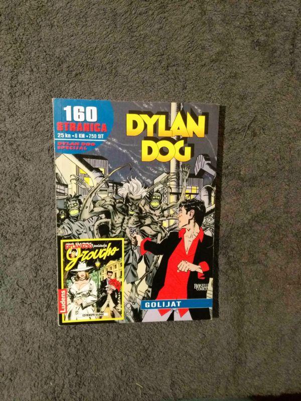 Dylan Dog Ludens Specijal br. 3 - Golijat (5-)