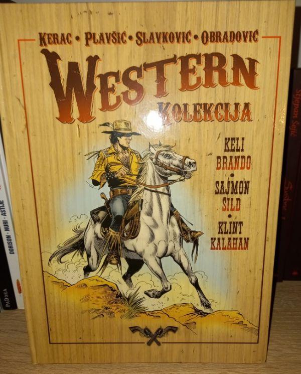 Western kolekcija Samizdat HC