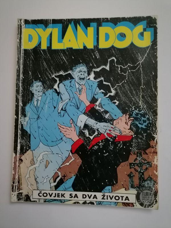 DYLAN DOG SD 3 OD 1 KN!!!