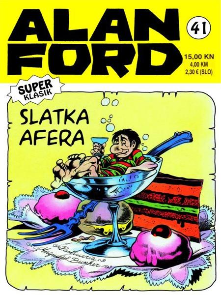 ALAN FORD SUPER KLASIK br. 41