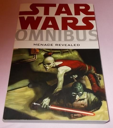 Star Wars omnibus - Menace revealed