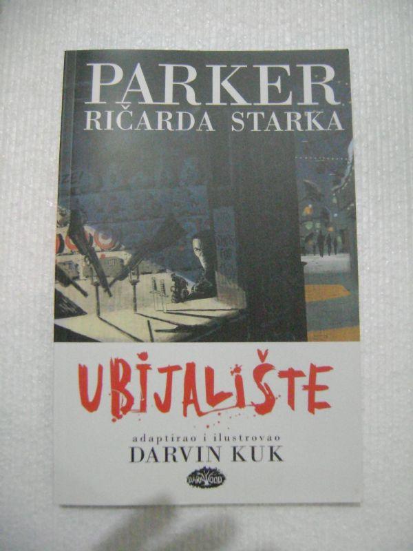 PARKER SC - UBIJALIŠTE - DARKWOOD
