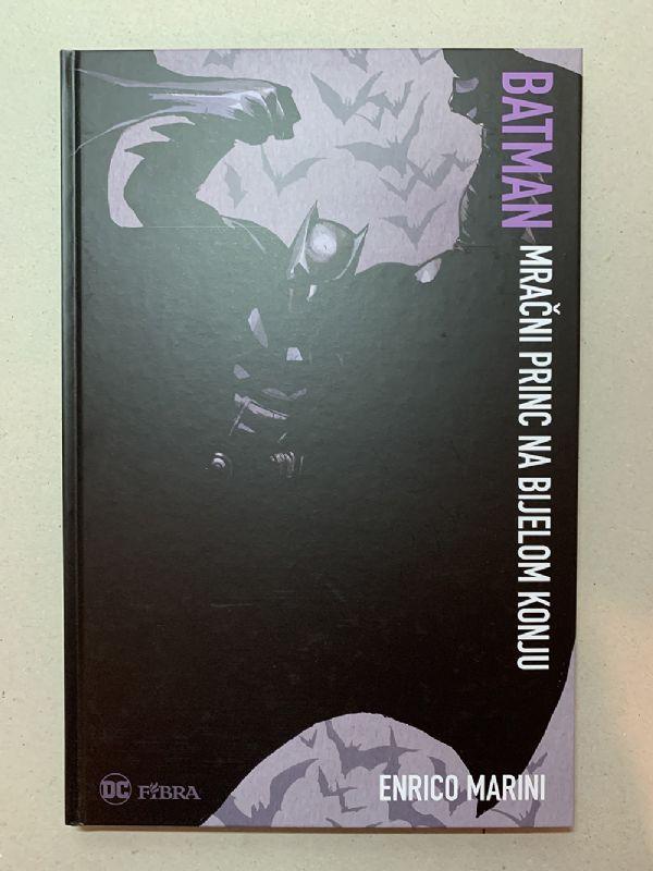Batman 16: Mračni princ na bijelom konju (Fibra)