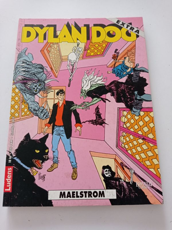 Dylan Dog extra 63 Maelstrom