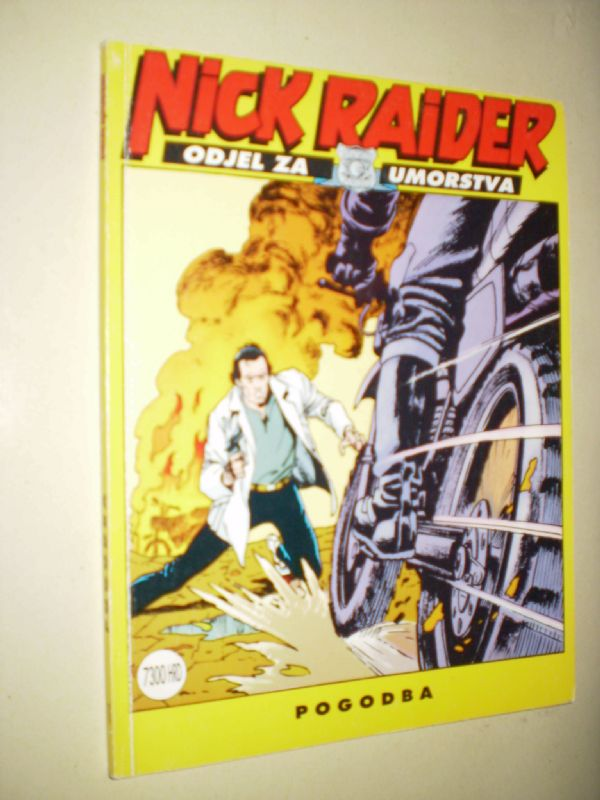 Nick Raider SD01 - Pogodba