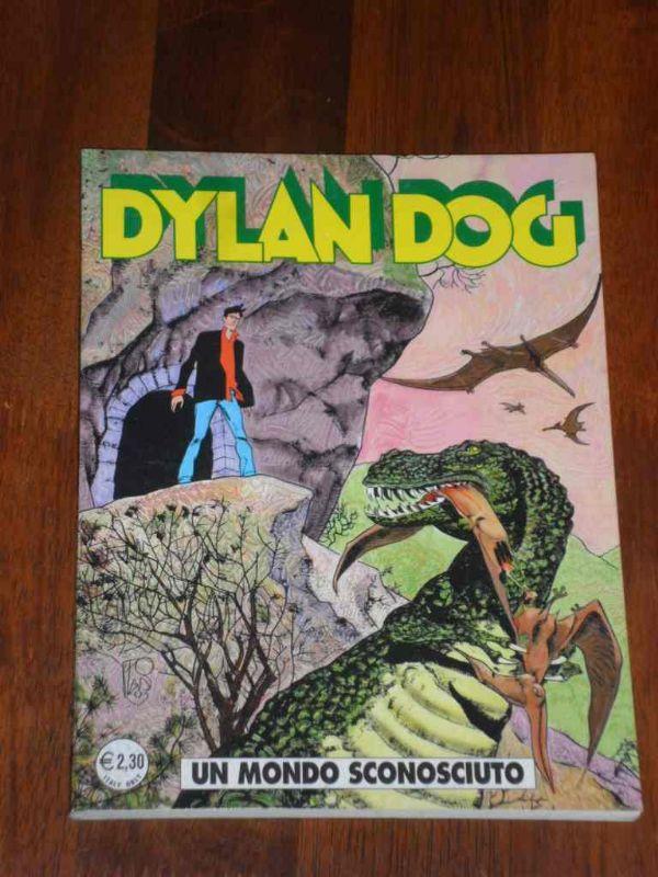 Dylan Dog br. 208 Un mondo sconosciuto (5)