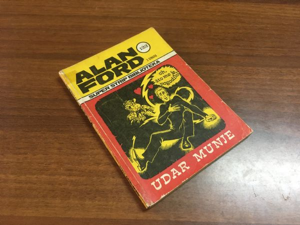 Alan Ford ssb 14