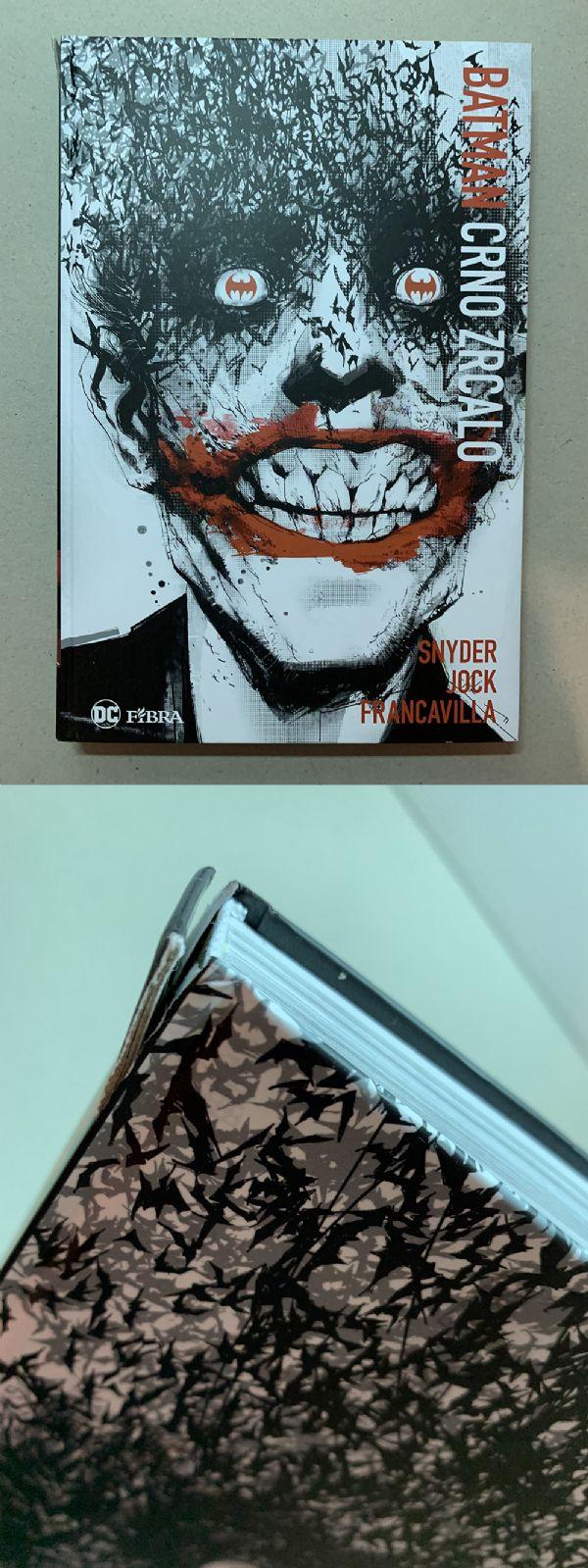 Batman 8: Crno zrcalo (Fibra)