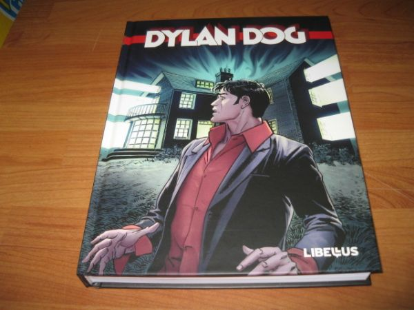 DYLAN DOG Libellus 10
