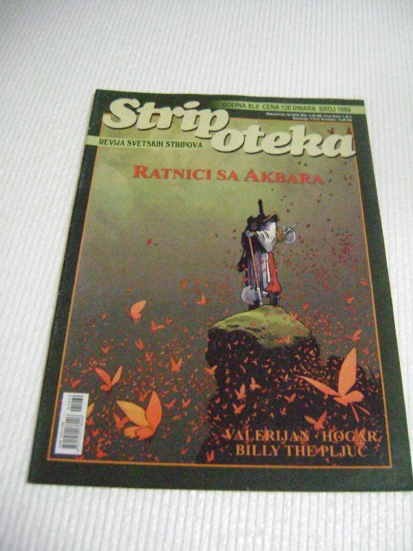 STRIPOTEKA 1069