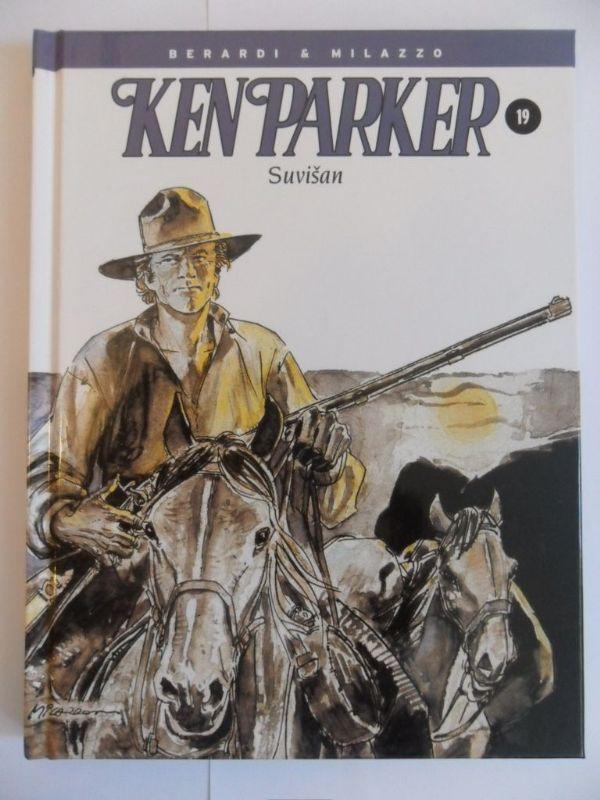 Ken Parker Libellus br. 19 Suvišan (5)