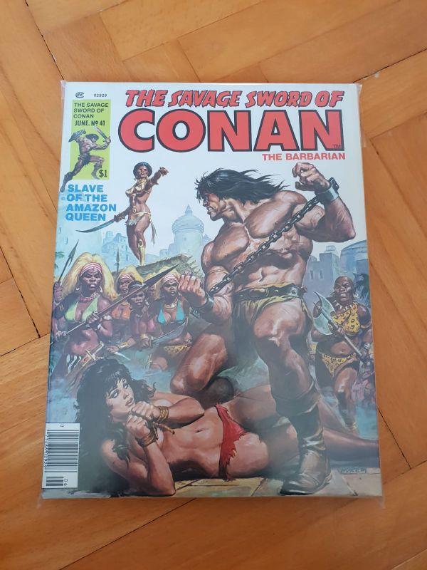 The savage sword of conan VF