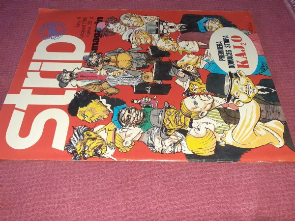 Strip magazin 9