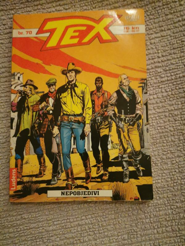 Tex sd br 70