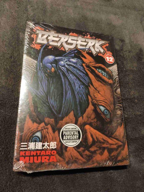 Berserk v12 (Dark Horse)
