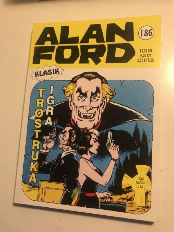 ALAN FORD Klasik # 186