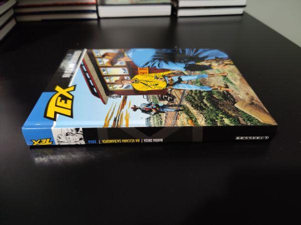 Libellus Tex biblioteka: 115. Na ulicama Sacramenta