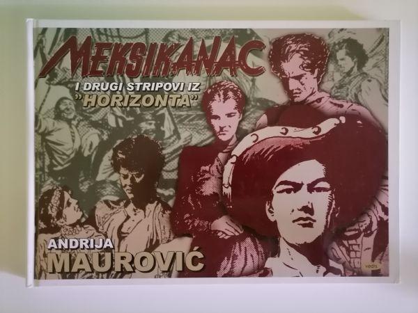 MEKSIKANAC ANDRIJA MAUROVIĆ OD 1 KN !!!