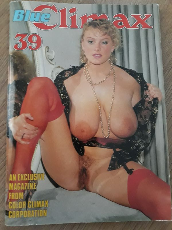 Blue Climax 39 -Magazin za odrasle- (-5)