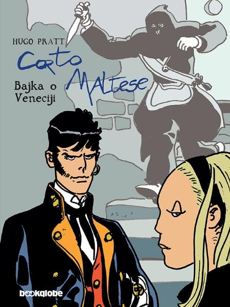 CORTO MALTESE - Bajka o Veneciji  (Strip album HC)