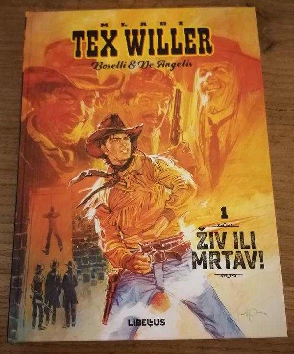 Mladi Tex 1 Živ ili mrtav