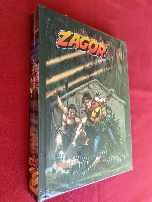 ZAGOR (v.č) knjiga broj 17  ( tvrde korice) (+4/5)  RASPRODANO IZDANJE !!!!