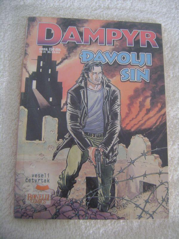 DAMPYR 1 - ĐAVOLJI SIN - VESELI ČETVRTAK