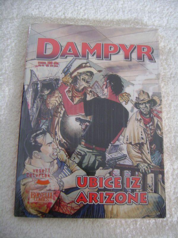 DAMPYR 29 - UBICE IZ ARIZONE - VESELI ČETVRTAK