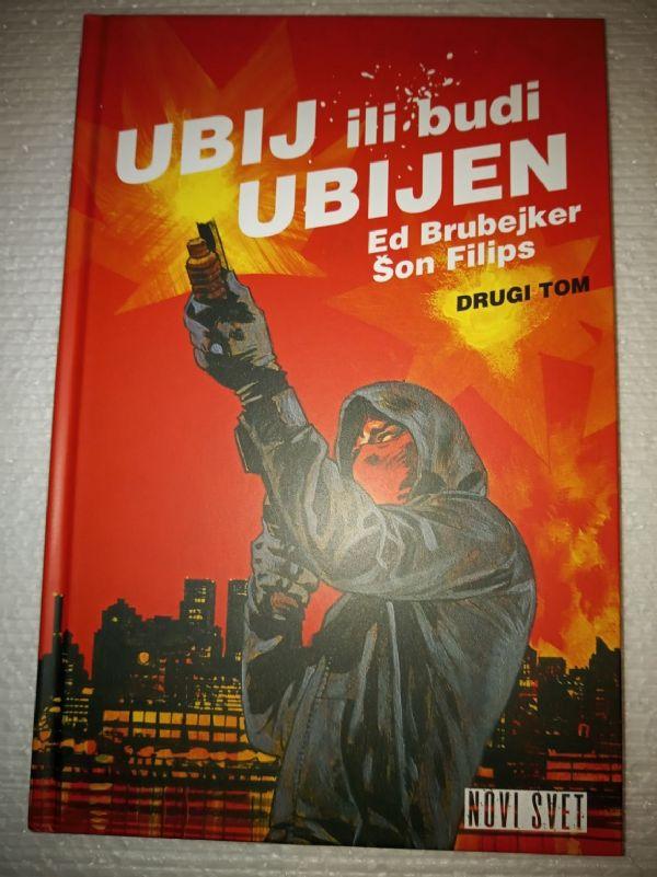 Ubij ili budi ubijen knjiga 2 Čarobna knjiga