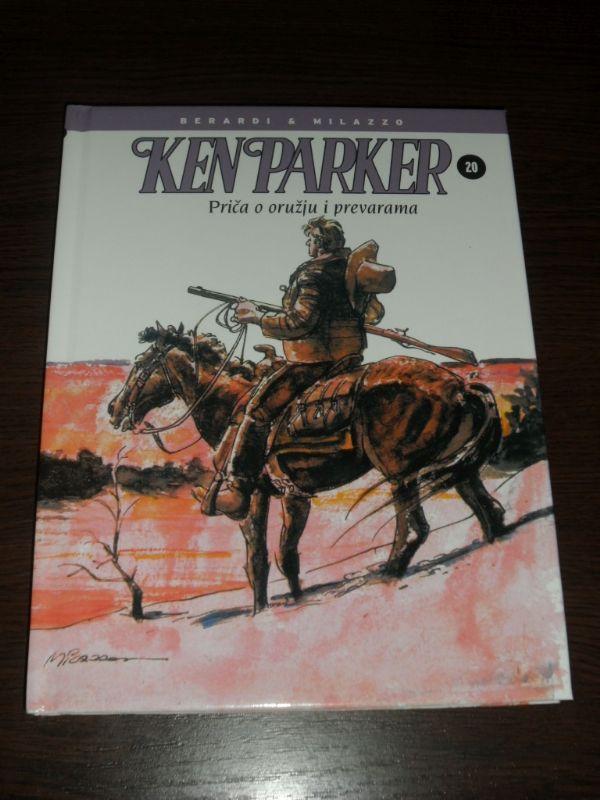 Ken Parker Libellus br. 20 Priča o oružju i prevarama (5)
