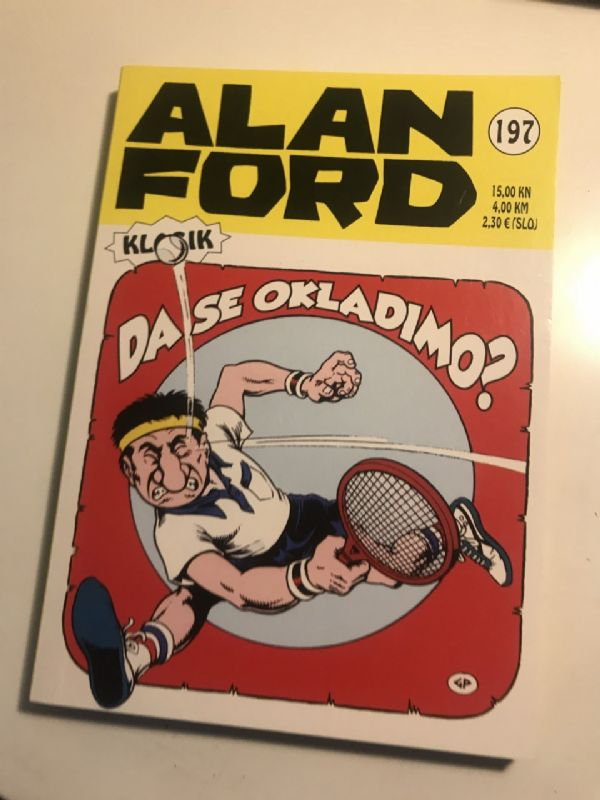 ALAN FORD Klasik # 197