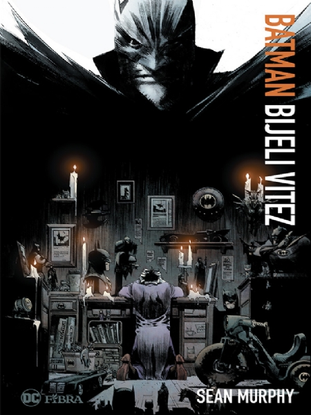 BATMAN - Bijeli vitez (Strip album HC)